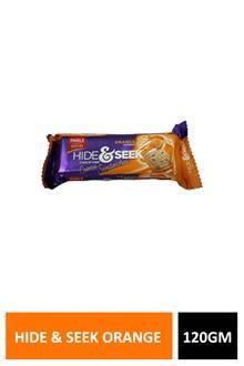 Parle Hide & Seek Orange 120gm