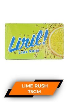Liril Lime Rush 75gm
