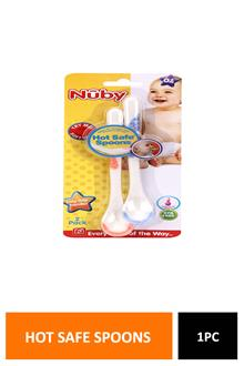 Nuby 5247 Hot Safe Spoons