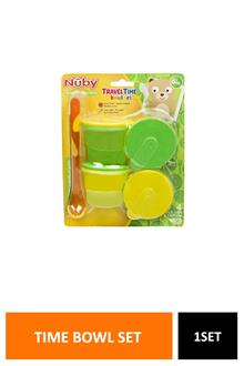 Nuby 5310 T Time Bowl Set