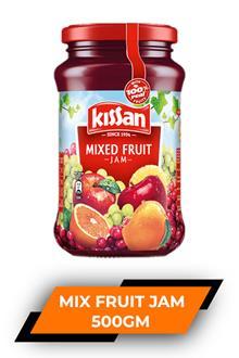 Kissan Mixed Fruit Jam 500gm