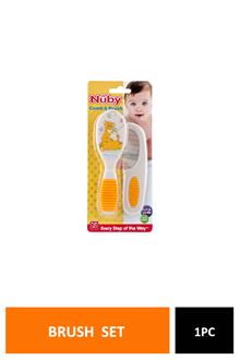 Nuby 711 Comb Brush Set