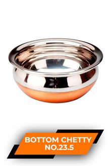 Bhalaria Copper Bottom Chetty No.23.5