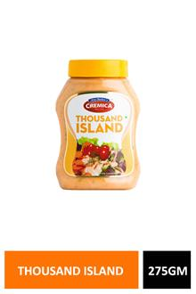 Cremica Thousand Island Dressing 275gm