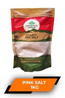 Organic India Himalayan Pink Salt 1kg