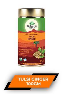 Organic India Tulsi Ginger 100gm
