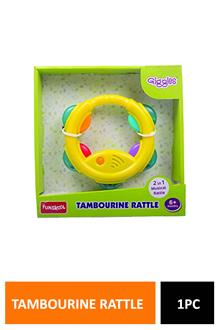 Fs Giggles Tambourine Rattle