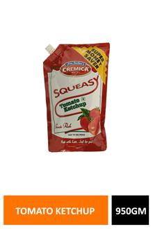 Cremica Tomato Ketchup Squeezy 950gm