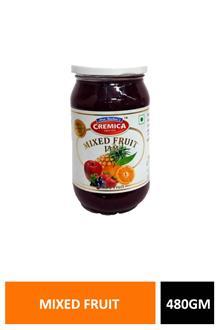 Cremica Mixed Fruit Jam 480gm