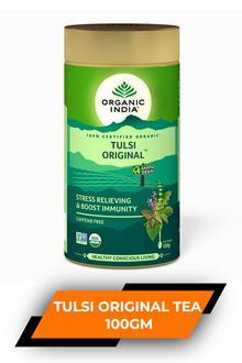 Organic India Tulsi Original Tea 100gm