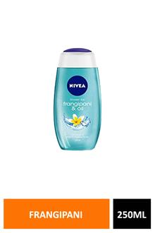 Nivea Shower Gel Frangipani & Oil 250ml