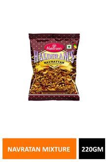 Haldiram Navratan Mixture 200gm+20gm