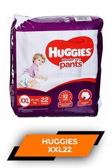 Huggies Xxl 22pants