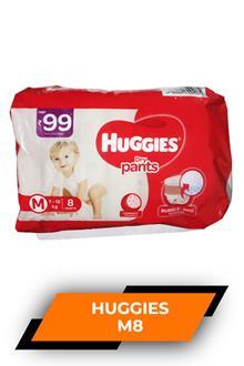 Huggies M 8pants
