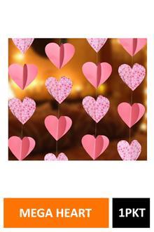 Sig Frill Mega Heart Hg3068