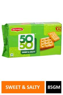 Britania 50 50 85gm