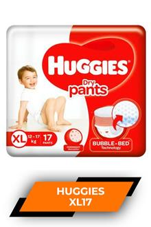 Huggies Xl 17pants