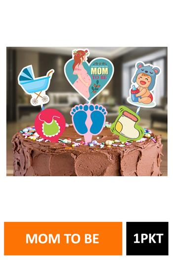 Sig Cake Decora Mom To Be Dt 2166