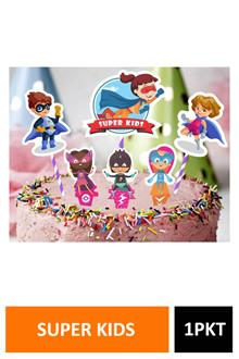 Sig Cake Decora Super Kids Dt 2158