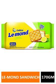 Julies LE-Mond Sandwich 170gm