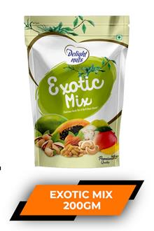 Delight Nuts Exotic Mix 200gm