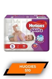 Huggies S 10pants