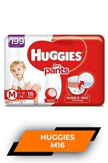 Huggies M 16pants