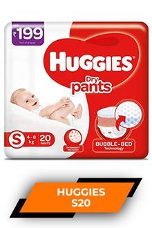 Huggies S 20pants
