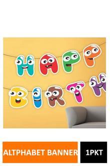 Sig Cartoon Alphabet Banner Tn5031