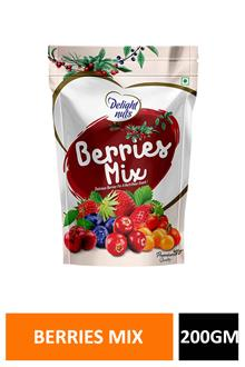Delight Nuts Berries Mix 200gm