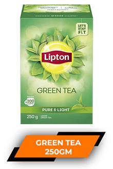 Lipton Green Pure & Light 250gm