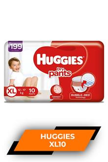 Huggies Xl 10pants