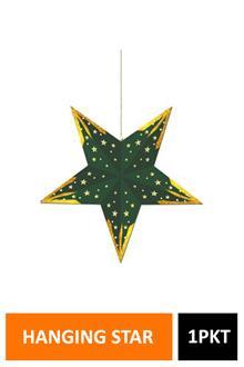 Sig Hanging Star 5pointer D Green Hg3163