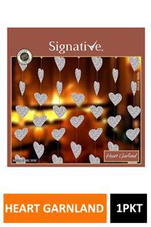 Sig Heart Garland Hg3192
