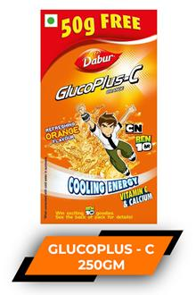 Dabur GlucopluS-C 250gm