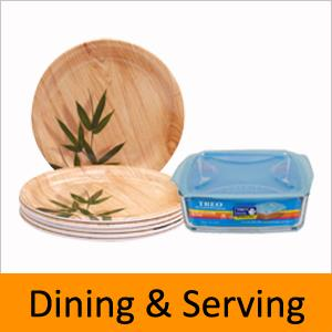 DINING & SERVING