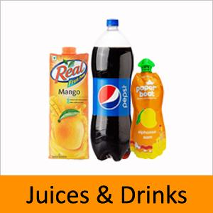 JUICES & DRINKS