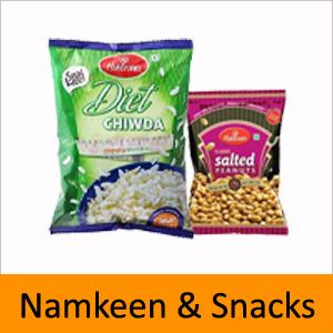 NAMKEEN & SNACKS