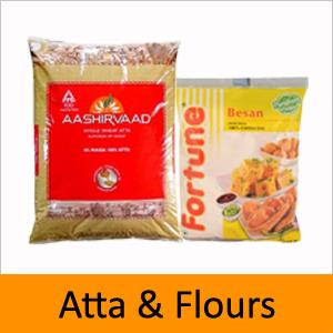 ATTA & OTHER FLOURS