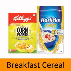 BREAKFAST CEREAL & MIXES