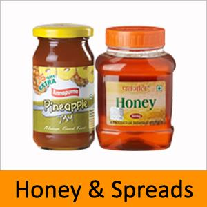 JAMS HONEY & SPREADS