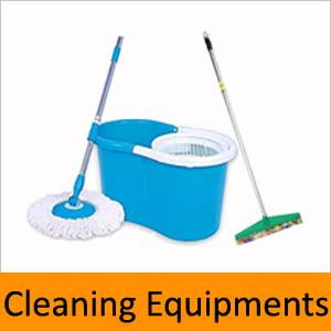 CLEANING EQUIPMENTS