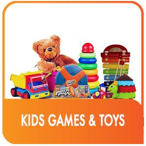 KIDS GAMES & TOYS
